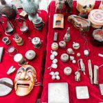 骨董品の数々