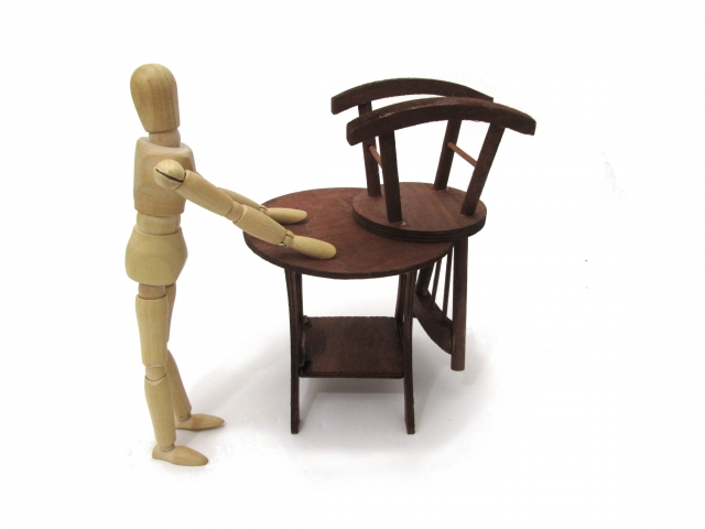 家具の引き取りイメージ