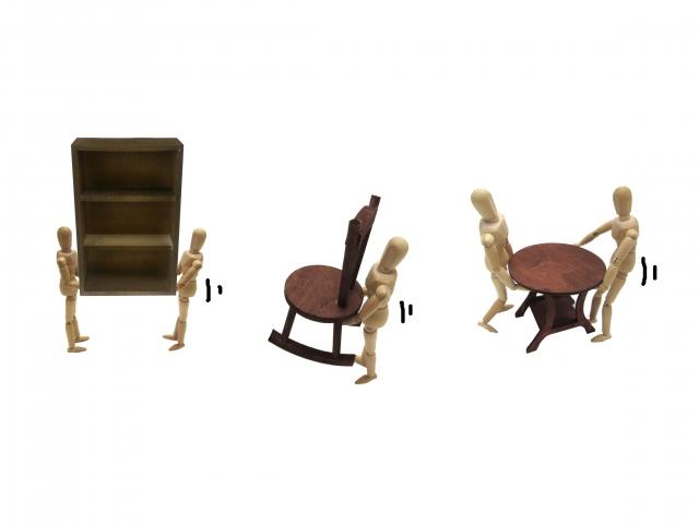 椅子を不用品回収