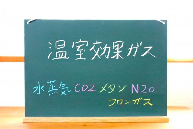フロン 温室効果ガス