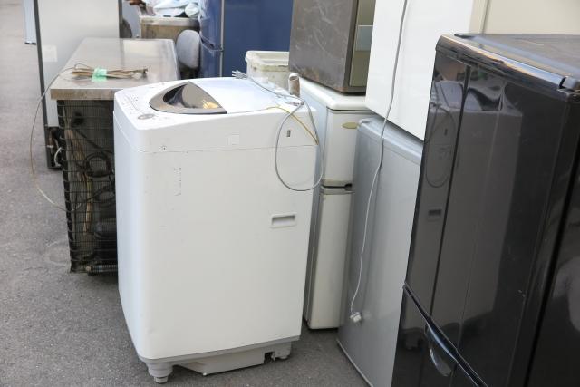 冷蔵庫 洗濯機 粗大ごみ